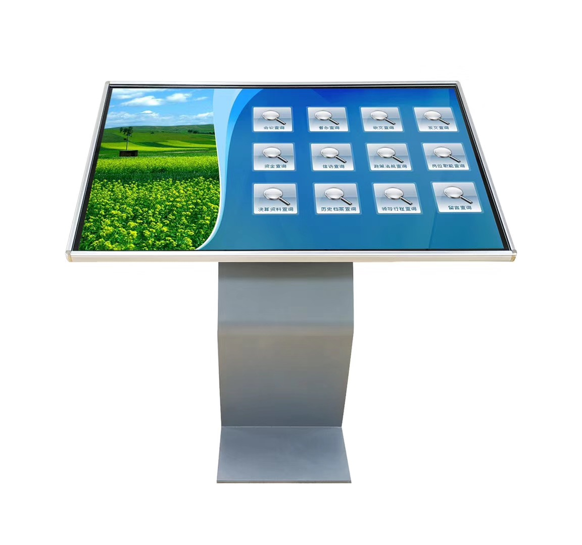 HT-SX01系列商显触摸屏一体机
